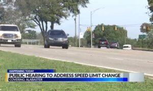 Ayuntamiento de Alabaster considerará cambiar el límite de velocidad en la Hwy. 119