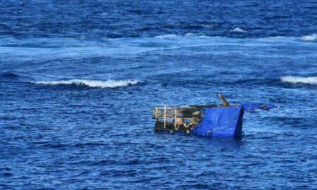 Guardacostas de EEUU repatrían a 45 cubanos interceptados en aguas del Caribe