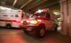 Niño de 2 años trasladado al hospital después de recibir un disparo accidental en la pierna