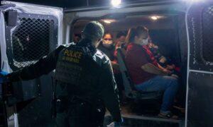 EEUU arrestó más a de 1,7 millones de indocumentados en frontera con México